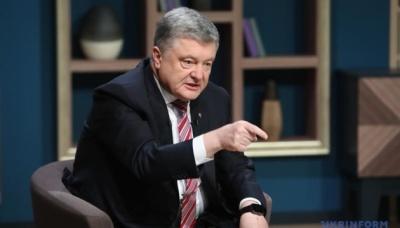 Порошенко закликав виборців не допустити перетворення України на Малоросію