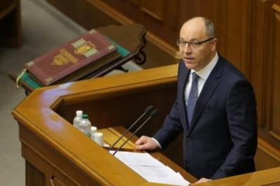 Парубій не вірить у розпуск Ради після виборів