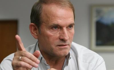 Медведчук розповів, що у Кремлі готові запропонувати Зеленському за угоду по Донбасу