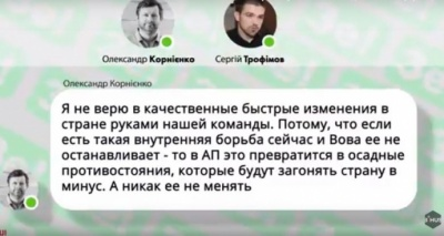 ЗМІ показали таємних членів команди Зеленського