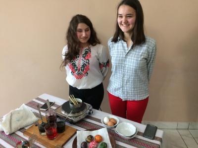 У Чернівцях провели майстер-клас по приготуванню млинців