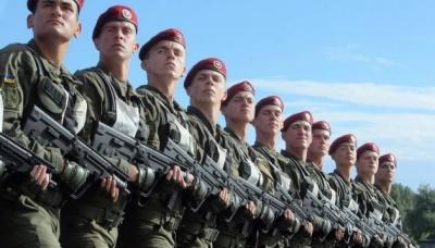 Українські військові відзначатимуть три нові свята