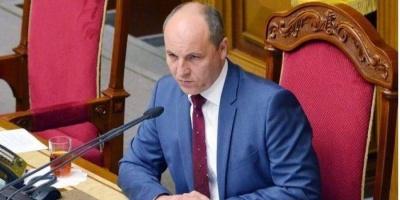 Парубій заявив про відсутність правових підстав для розпуску Верховної Ради