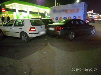 ДТП на проспекті в Чернівцях: один з водіїв був напідпитку