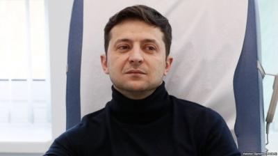 Суд вирішив не скасовувати реєстрацію Зеленського на виборах