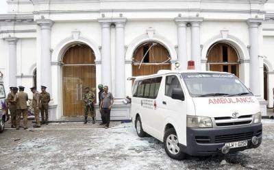 На Шрі-Ланці терористична атака на католицькі храми. Загинули 138 осіб