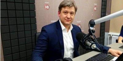 Данилюк заявив, що його не цікавить крісло керівника МЗС