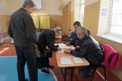 Як голосувала Чернівецька область: опрацьовано 86,7% протоколів