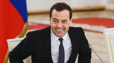 Медведєв про вибори в Україні: Є шанси на взаємодію з РФ