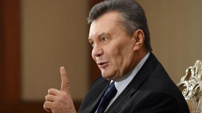 Янукович привітав Зеленського з перемогою