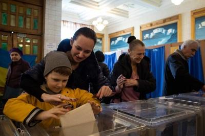 Як голосувала Буковина: ЦВК опрацювала 96,4% протоколів