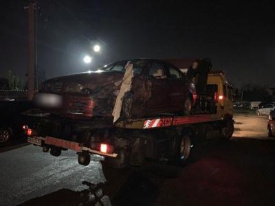 ДТП на Гравітоні: BMW і Honda перетворились на металобрухт – фото
