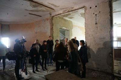 Поліфункціональність: що буде із приміщенням колишнього кінотеатру «Україна» в Чернівцях