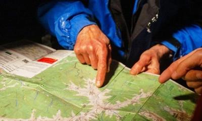 Рятувальники розшукують у Карпатах двох туристів
