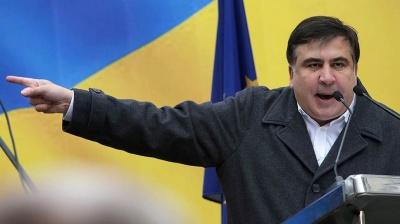 Саакашвілі не має підстав для законного в'їзду в Україну - МВС