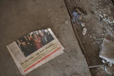 Щури та сміття: як виглядає приміщення колишнього кінотеатру «Україна» – фото