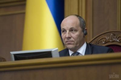 Парубій назвав «абсурдом» рішення суду про призупинення перейменування УПЦ МП