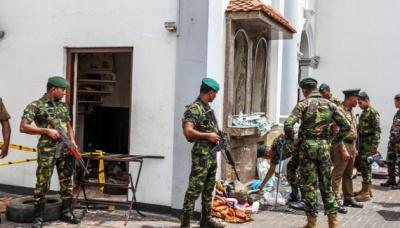На Шрі-Ланці кількість жертв терактів зросла до 321 особи