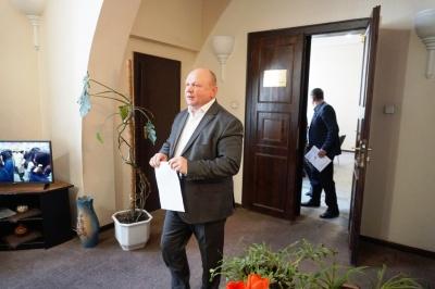 Повернення Каспрука на посаду мера Чернівців: як це було – фото