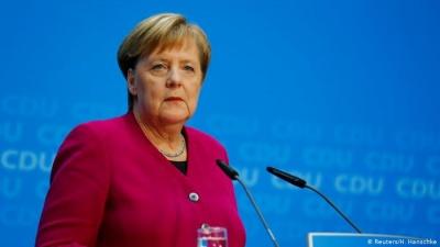 Меркель провела телефонну розмову із Зеленським