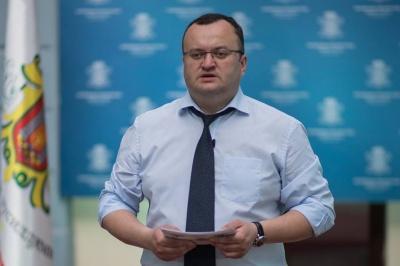 Олексій Каспрук виступає за дострокові вибори міської ради та міського голови