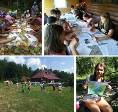 Дитячий літній табір: пропозиції сезону 2019 (на правах реклами)
