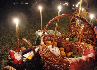 Коли у церквах Чернівців освячуватимуть кошики: розклад богослужінь