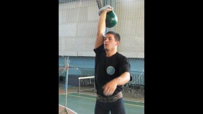 Силач із Буковини став срібним призером чемпіонату України