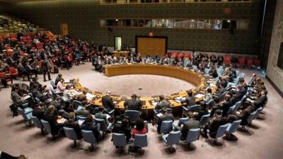 Радбез ООН збереться на екстрене засідання через видачу російських паспортів в ОРДЛО