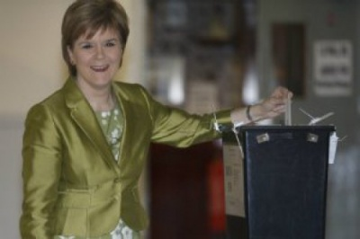 У Шотландії збираються провести повторний референдум про незалежність
