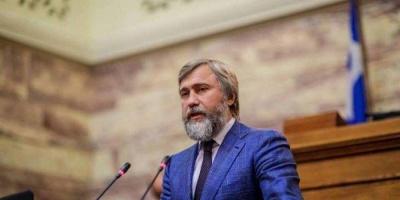 """Нардепи Новинський та Вілкул подали законопроект, який блокує підписання """"мовного"""" закону"""
