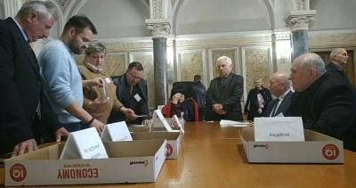 Оголосили результати виборів ректора Чернівецького університету