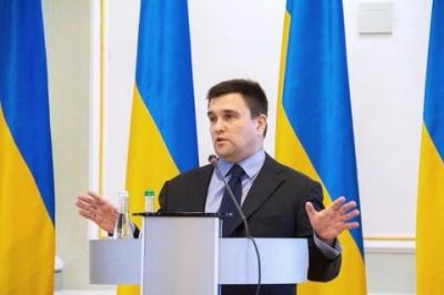 Клімкін: Україна очікує, введення нових санкцій проти Росії за видачу паспортів в ОРДЛО