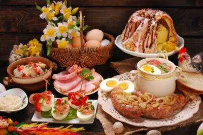 На Великдень не налягайте на ковбасу і паску: 5 правил, як правильно вийти з посту