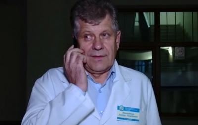 Скандальному лікарю Манчуленку вручили попередження про звільнення