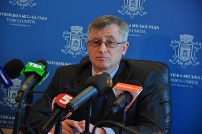 Кушнірик подався на конкурс начальника управління благоустрою Чернівців