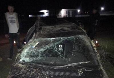 У поліції розповіли деталі нічної ДТП у Магалі