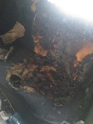 У Чернівецькій області 3-річна дитина отримала опіки через пожежу в авто