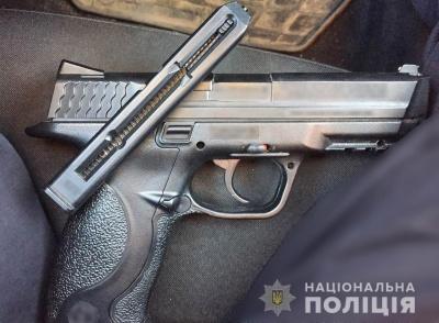 На Буковині у хлопця стріляли з пневматичного пістолета