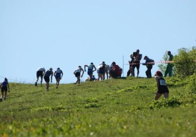 У Чернівцях відбувся кубок з гірського бігу