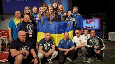 Спортсменка з Буковини стала чемпіонкою Європи з пауерліфітингу