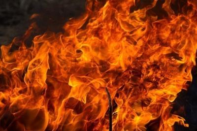 На Буковині у пожежі загинув пенсіонер
