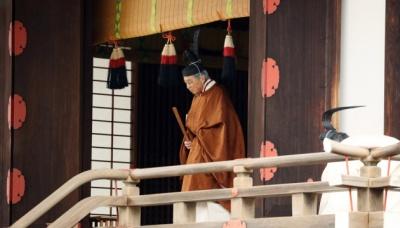 У Японії імператор зрікся престолу