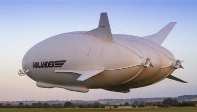 Найбільший у світі дирижабль зроблять електричним