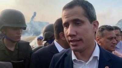 У Венесуелі лідер опозиції закликав до збройного повстання