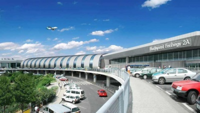 Аеропорт Будапешта заборонить польоти в нічний час