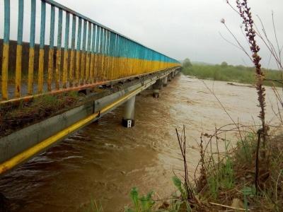 У Дністрі піднімається рівень води, можливі затоплення городів
