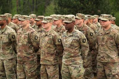 До України прибули понад 130 американських десантників