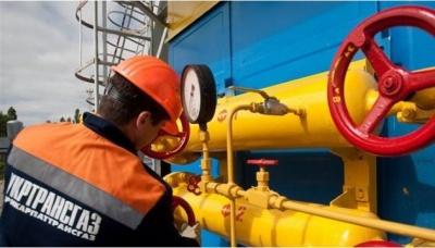 Україна в квітні збільшила запаси газу в сховищах