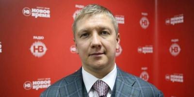 Коболєв прокоментував слова Путіна про залежність України від російського газу